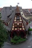Bundesrepublik Deutschland德國之旅─威瑪、拜洛伊特、羅騰堡、紐倫堡、慕尼黑:眺望城區景致