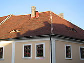 捷克之旅:有眼睛的房屋