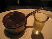 A CUT牛排館:溫熱巧克力舒芙蕾