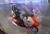 Bundesrepublik Deutschland德國之旅─BMW汽車博物館及展示中心:BMW汽車博物館收藏的早期生產的摩托車