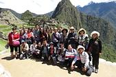 Machu-Picchu馬丘比丘:團體照