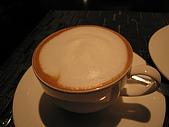 A CUT牛排館:卡布基諾咖啡