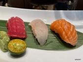 ibuki 李桑の創作懷石料理:三品握壽司