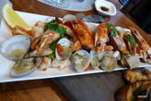 Osteria by Angie精緻義大利料理:季節海鮮 白酒蛤蜊 橄欖 有機花蓮蝦