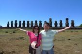 復活節島Easter lsland Moai的家鄉:Tongariki唐加力基石台景致
