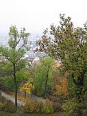 捷克之旅:布魯諾城堡周邊景色
