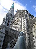 紐西蘭冰河之旅:基督城大教堂