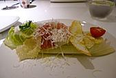 Albero 假日超值套餐:凱撒沙拉佐風乾火腿配櫻桃蕃茄羅勒乳酪球