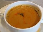 世貿聯誼社精緻佳餚:南瓜湯