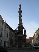捷克之旅:黑死病紀念碑