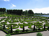 丹麥之旅:菲德烈古堡後花園