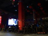 2016.05.15丹東市夜景-萬達百貨及安東老街:丹東市夜景-安東老街