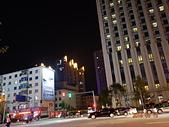 2016.05.15丹東市夜景-萬達百貨及安東老街:丹東市夜景