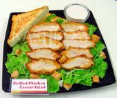 食品模型/西洋風味篇:烤雞凱隡沙拉