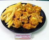 食品模型/西洋風味篇:檸檬胡椒雞