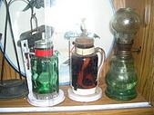 我的[古意]辦公處:煤油燈