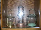 我的[古意]辦公處:煤油及蠟燭燈