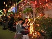 96/12/18小小同學在聖誕巷:檍莛&安安柏柏