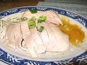 97/01新竹內灣‧城隍廟:白斬雞+客家桔醬