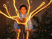 96/12/18小小同學在聖誕巷:紀鐸&檍莛