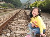 97/01新竹內灣‧城隍廟:內灣站內鐵道