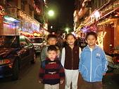 96/12/18小小同學在聖誕巷:紀鐸&檍莛&安安柏柏
