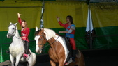 2011-0917--社區2011年自強活動第一天(清境農場):P9170487--清境農場馬術表演.JPG