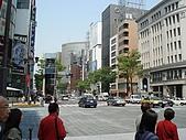 2009/4/30 日本東京自由行:銀座