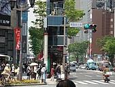 2009/4/30 日本東京自由行:銀座-交番