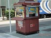 2009/4/30 日本東京自由行:銀座-賣彩券的小亭子