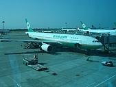 2009/4/29 日本東京自由行:桃園機場