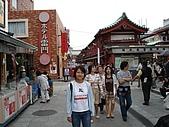 2009/5/3 日本東京自由行:浅草寺-雷門前