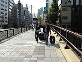 2009/4/29 日本東京自由行:茅場町飯店附近