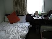 2009/4/29 日本東京自由行:Pearl Hotel茅場町