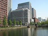 2009/4/29 日本東京自由行:皇居外苑附近