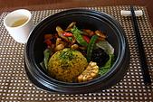 文山草堂:菇菇茄哩飯.JPG