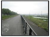 大同山首征:熟悉的堤防車道