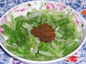 素食料理:【素食料理】XO醬愛小白菜--2008.08.15(五)-01