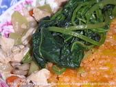 素食料理:【素食料理】晚餐(紅嘴地瓜妹變斯文微笑妹:D)-2009.05.27(三)-04