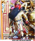 台南南區灣裡聖王殿神尊照片:台南市 南區 灣裡 聖王殿 伽藍尊者1.jpg