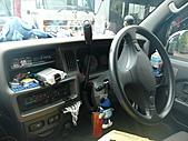 2010.7.12下山出去玩:002良太的車~準備出發.JPG