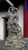 新加坡國際交流:佛牙寺護法1