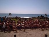 蘭嶼大船下水祭 十年大典:蘭嶼大船下水祭-驅邪3