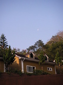 最愛山中無俗客 有時濯足在滄浪:孤月