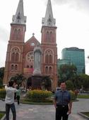 越南胡志民:越南紅教堂2