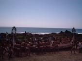蘭嶼大船下水祭 十年大典:蘭嶼大船下水祭-驅邪1