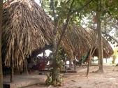 越南胡志民:越南鄉下到處都有這種棕旅葉搭的涼棚