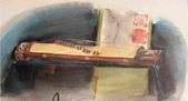 習作與畫作回憶:770603箏.JPG