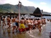 蘭嶼大船下水祭 十年大典:蘭嶼大船下水祭-下水2