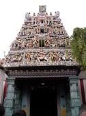 新加坡國際交流:印度佛寺2